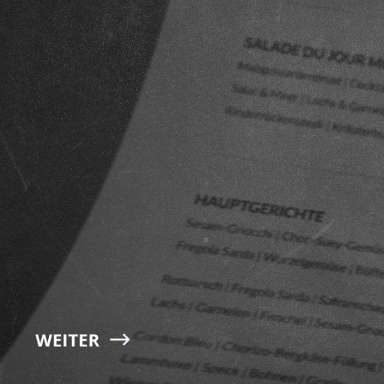 Link zur Speisekarte der WaTT's Brasserie | Restaurant | Bar | Biergarten in Ettlingen