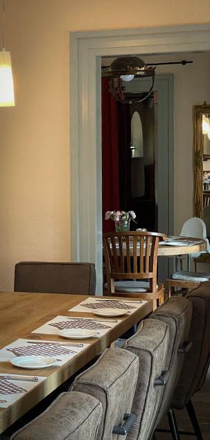 """die neue """"alte Bar"""" in der Watt's Brasserie – DAS Restaurant in Ettlingen, Bild 2"""