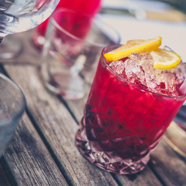 Cocktails in der WaTT's Brasserie und Bar in Ettlingen