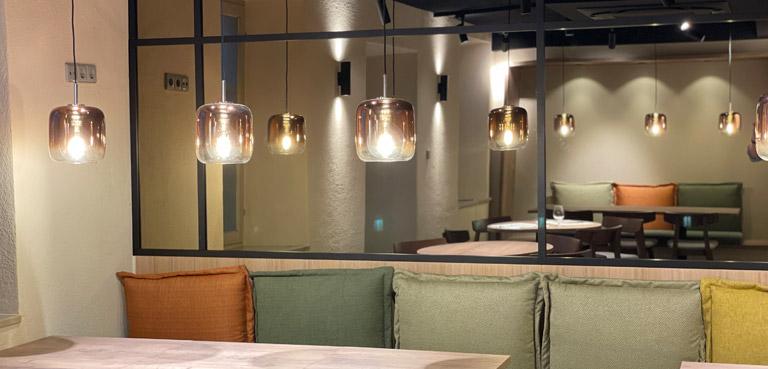 Die kleine Brasserie – der neue Style auf Watthalden in Ettlingen