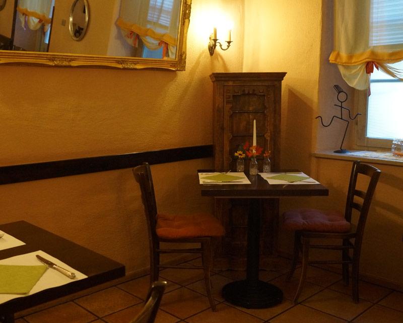 Übersichtsbild Kneipe in der WaTT's Brasserie | Restaurant | Bar | Biergarten in Ettlingen