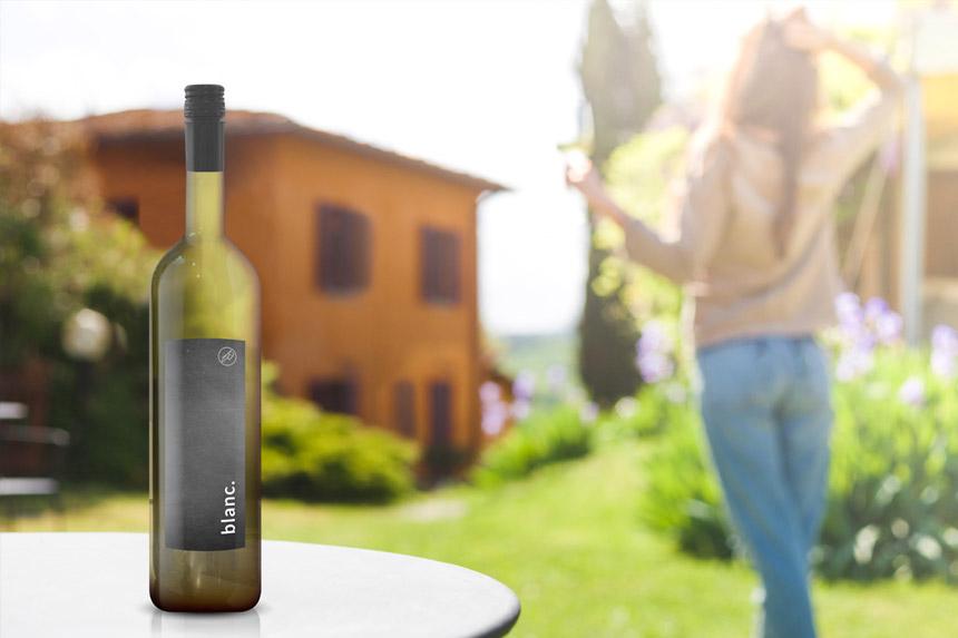 Die Hausedition blanc – den besten Weißwein der Watt's Brasserie jetzt auch zum Mitnehmen.