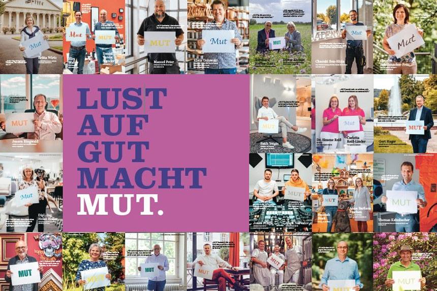 Die Gut macht Mut Aktion mit Nicolas Hettel, Chef der Watts Brasserie in Ettlingen