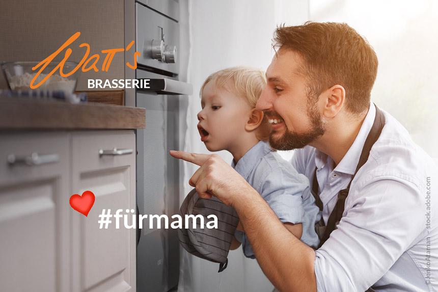 Der tollste Muttertag mit dem Menü aus der Watt's Brasserie in Ettlingen